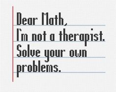 Hahaha.... As an Accountant this makes me laugh