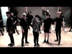 Wow it's been forever since one of these dance practices.. As a whole group! BANGB BANG BANG DANCE PRACTICE - YouTube