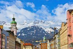 little travel society - FAMILIENURLAUB TIROL – WO IST ES MIT KINDERN AM SCHÖNSTEN? Innsbruck, Wanderlust, Holy Roman Empire, Imperial Palace, Seen, Go Hiking, Gothic House, Moorish, Old Town