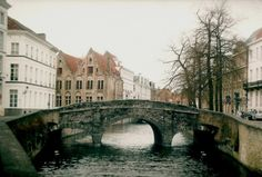 Bruges, Belgium  Been here before, but would love to go again!