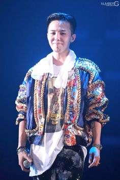 G-Dragon | BIGBANG 'MADE' Tour in Seoul
