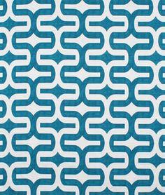Premier Prints Embrace Aquarius Slub Fabric @OnlineFabricStore
