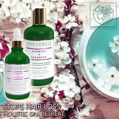 Lavender Shampoo and Scalp Care Treatment stops hair loss. 2 Steps hair recovery System, Complete relaxation and Organic Botanical Spa retreat Check out Botanical Hair Recovery System at our website ➡ www.hairbodymind.com 20% OFF with coupon 20EXTRA  ➡Click a link in a bio  Great hair starts with all natural and botanical hair care products! We believe that outstanding product MUST include only the best ingredients!#hairstyles #hairtreatment #healthy #hairbodymind #lavender