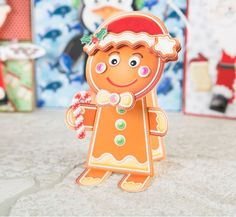 Gingerbread Men on Pinterest | Gingerbread Man, Gingerbread and ...