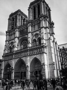 Catedral de Notre Dame (Paris - France)