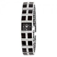 #Bulova #Ladies #Crystal Accented #watch #watches #fashion