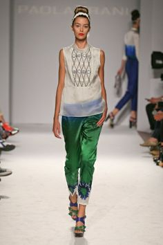 Paola Frani - Spring Summer 2014 Ready-To-Wear - Shows - Vogue.it