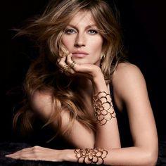 Gisele Bundchen Vivara jewelry 2014