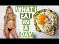 What I Eat In A Day As A Model // Romee Strijd - YouTube Healthy Food To Lose Weight, Healthy Eating, Clean Eating, Victoria Secret Diet, Zone Diet, Eating For Weightloss, Fitness Diet, Healthy Choices, Food Videos