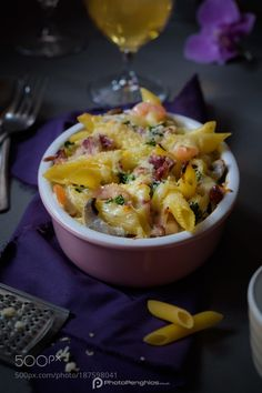 http://500px.com/photo/187598041 Prawns & Bacon Pastas by PhotoPenghios -If you like my work you can also follow me on Facebook and Instagram. Tags: foodmoodrestaurantbeermealdinnerstylingcheesecourseitalian cuisinebaconmeltedfine diningpropsprawnspennepastas