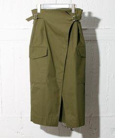 JANE SMITH ARMY SK(スカート)|JANE SMITH / JOHN SMITH(ジェーンスミス ジョンスミス)のファッション通販 - ZOZOTOWN