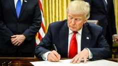 Trump Is Drunk With Power, Dangerous Executive Orders Keep Coming