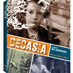 Decasia (Plus: Light is Calling) [Blu-ray] (Icarus Films)