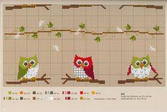 owl cross stitch 2 of 2