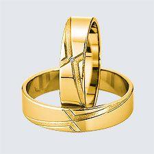 Verighete din aur galben cu design modern. Pot fi realizate din aur alb, aur galben sau aur roz. La cerere sunt posibile şi alte modificări. Couple Rings, Aur, Slime, Gold Rings, Marriage, Wedding Rings, Rose Gold, Modern, Jewelry