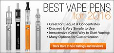 Vaping has enjoyed a massive increase in popularity in the last few years, for both improving quality of experience, as well as addressing the needs of concerned smokers looking for a healthier way to enjoy your favorite  vaping pens. Click on the link for more details.  #VaporizerPenReviews