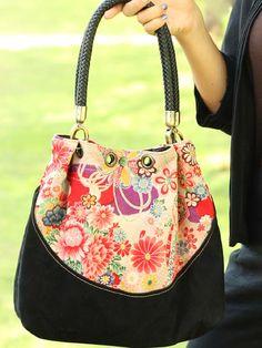 Kimono Handbag