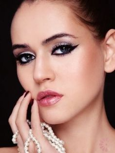 Simple Party Makeup Tips for Girls