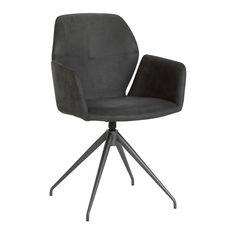 Pfister Dine-Art, Chaise à accoudoirs D-A Roots - 220.089.0