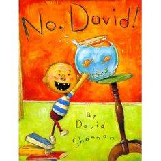 "I can't start the school year without ""No, David!"" - chritsian favorite - he still has it"