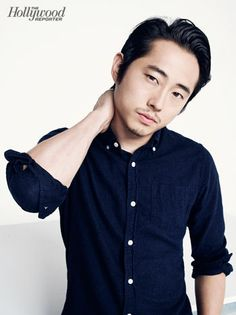 Steven Yeun as Glenn Rhee - The Walking Dead