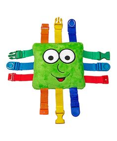 Bea would have liked this... Take a look at this Buckle Toy Buster by Buckle Toy on #zulily today!