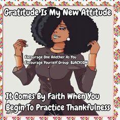 Gratitude the new attitude Queen Quotes, Girl Quotes, Woman Quotes, Me Quotes, Motivational Quotes, Inspirational Quotes, Meaningful Quotes, Positive Thoughts, Positive Vibes