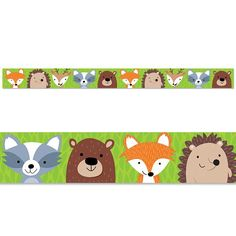Garden of Good Manners Chart – Creative Teaching Press Classroom Decor Themes, Classroom Displays, Classroom Décor, Woodland Creatures, Woodland Animals, Forest Animals, Happy Birthday Posters, Mini Reading, Creative Teaching Press