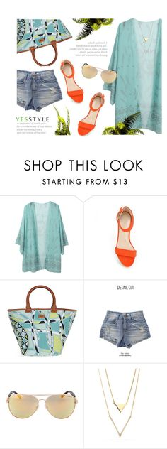 """""""YESSTYLE.com"""" by monmondefou ❤ liked on Polyvore featuring Hotprint, JY Shoes, Emilio Pucci, party, anniversary, celebration and yesstyle"""
