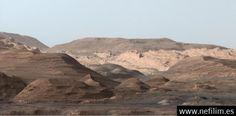 Marte o Canadá? Nueva polémica por imágenes publicadas por NASA
