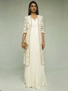 Warp Your Self In Luxury. . . . . .   Exclusive Designer Gown Suit. ...