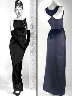 """Audrey in """"Breakfast at Tiffany's"""""""