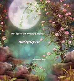 Night Wishes, Good Night Moon, Good Morning, Beautiful Pictures, Movie Posters, Kara, Quotes, Design, Good Night Sweet Dreams