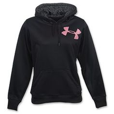 This semi-fitted hoody is built for training and its ColdGear technology keeps you warm, dry, and light when it gets cold. Super-soft brushed fleece fabric delivers superior comfort and thermal regulation. 2x2 ribbed cuffs and hem for extra stretch. Front kangaroo pocket for extra warmth and storage. Under Armour logo on the left chest. Made with 100% Armour Fleece.