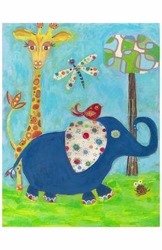 Kids Art…ღ.reépinglé par Maurie Daboux………..ღ.
