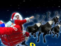 """Spot de Eroski para anunciar los precios """"fesconómicos"""" en Navidad."""