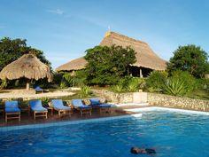Sumba Nautil Resort Marosi Beach Sumba. Another resort to stay at On Sumba Island, in a different price range.