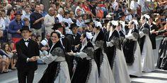 Lorient : les amoureux de la culture celte se pressent pour la grande parade