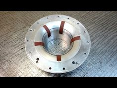 Homemade turbine jet engine - playing with the gaps around blades Jet Engine, Rockets, Engineering, Homemade, Youtube, Home Made, Lockets, Technology, Youtubers
