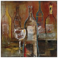 Wine Cellar Canvas Wall Art