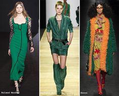 Pantone Fashion Color Lush Meadow - Fall 2016 | bron: fashionisers.com