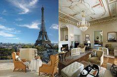Shangri La,#Paris