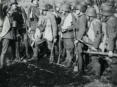 German Stormtroopers on the Western Front 1917