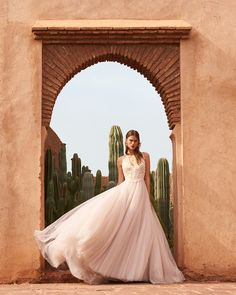 pure romance | Chantal Gown from BHLDN