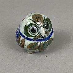 Vintage Jorge Wilmot Studio Pottery Owl Tonala Mexico | eBay