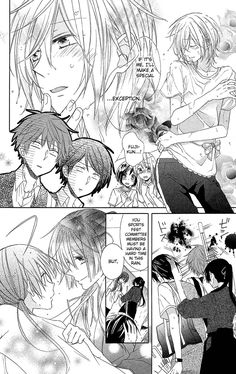 Mizutama Honey Boy 1 Page 5