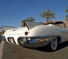 1957 Cadillac Eldorado Biarritz (Palm Springs, CA)