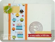 September kit from The Card Kitchen
