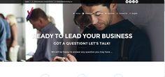 Web Design for YDM Agency