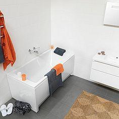 Badkar Ido Seven D Rektangulär Bathroom Inspiration, Hana, Corner Bathtub, Alcove, Bath Mat, Home Decor, Decoration Home, Room Decor, Home Interior Design